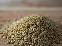 Flaxseeds Small Yet Packed With Nutrients