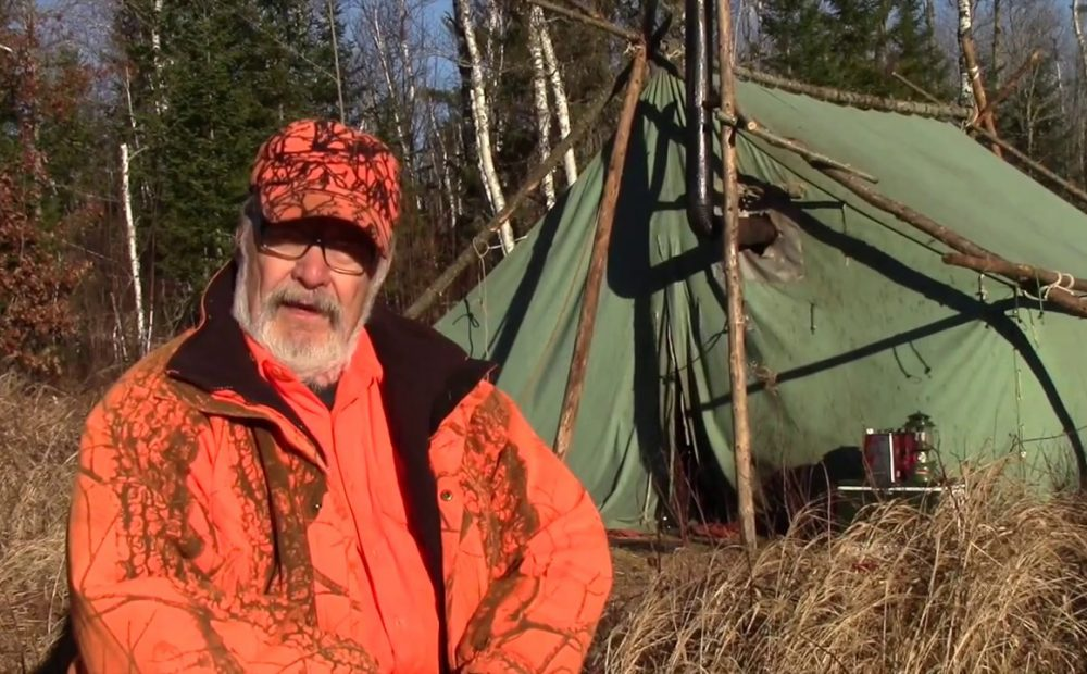 Getting Ready to Camp During Hunting Season